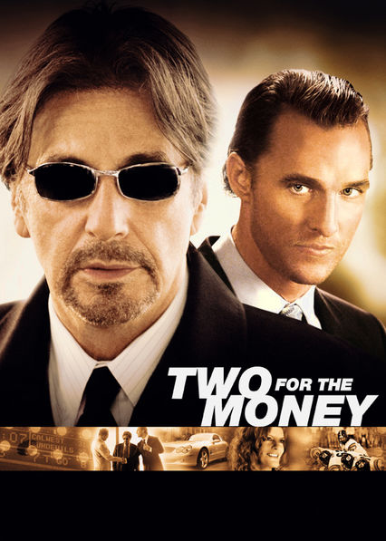 Two for the Money Netflix BR (Brazil)