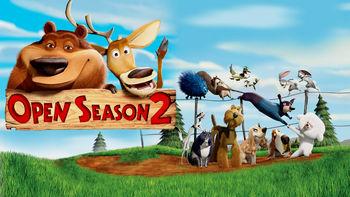 Netflix box art for Open Season 2