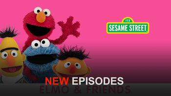 Netflix Box Art for Sesame Street: Elmo and Friends - Season 1