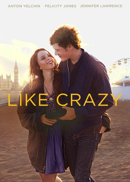 Like Crazy Netflix AU (Australia)