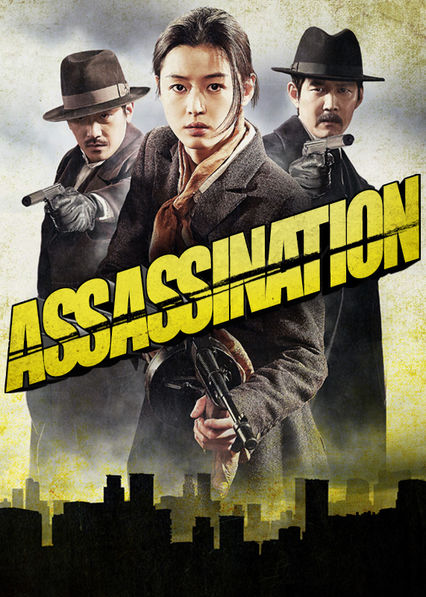 Assassination Netflix AU (Australia)