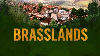 Netflix box art for Brasslands