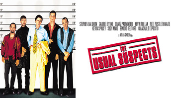 Netflix box art for The Usual Suspects