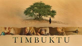 Netflix box art for Timbuktu