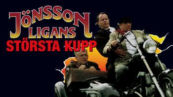 Netflix box art for Jönssonligans största kupp