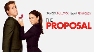 Netflix box art for The Proposal