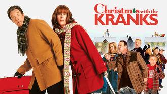 Netflix box art for Christmas with the Kranks