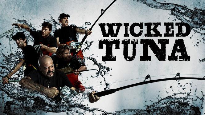 Netflix Box Art for Wicked Tuna - Season 1