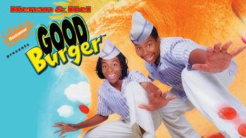 Netflix box art for Good Burger