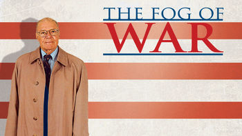 Netflix box art for The Fog of War