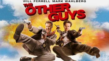 Netflix box art for The Other Guys