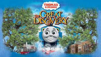 Netflix box art for Thomas