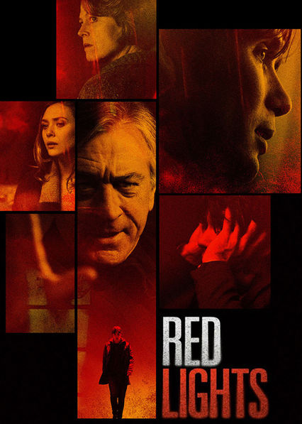 Red Lights Netflix AU (Australia)