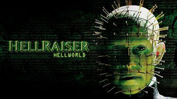 Netflix box art for Hellraiser: Hellworld