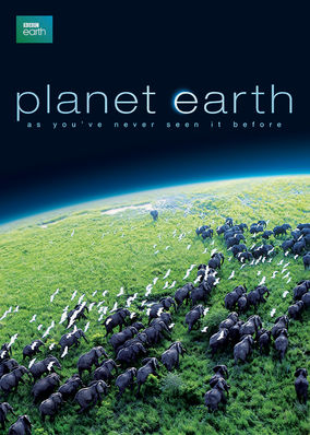 Box art for Planet Earth