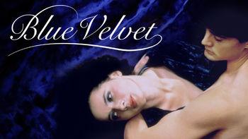 Netflix box art for Blue Velvet