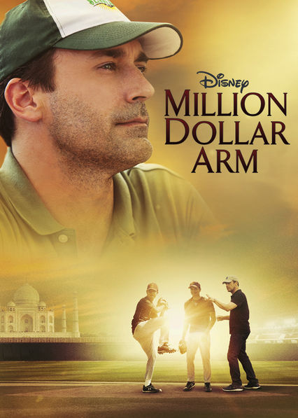 Million Dollar Arm Netflix MX (Mexico)