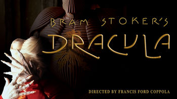 Netflix box art for Bram Stoker's Dracula