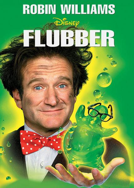 Flubber Netflix BR (Brazil)