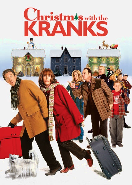 Christmas with the Kranks Netflix BR (Brazil)