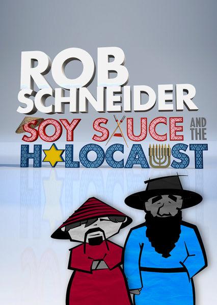 Rob Schneider: Soy Sauce and the Holocaust Netflix BR (Brazil)