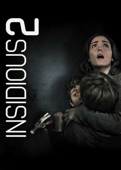 Insidious Chapter 2 Netflix BR (Brazil)