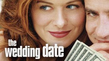 Netflix box art for The Wedding Date