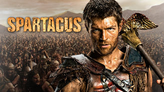 Netflix Box Art for Spartacus - Season Blood and Sand
