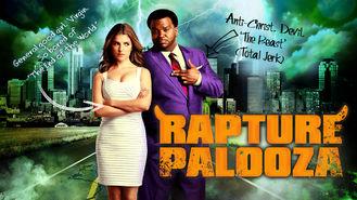 Netflix Box Art for Rapture-Palooza