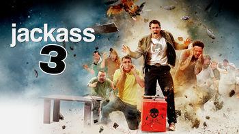 Netflix box art for Jackass 3