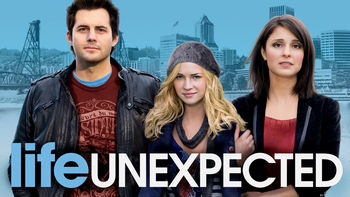 Netflix box art for Life Unexpected - Season 1