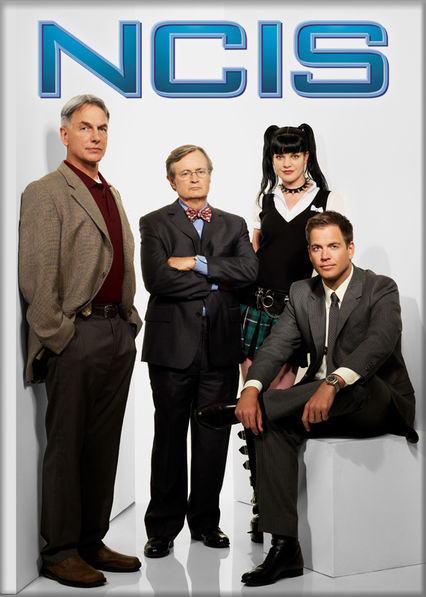 NCIS Netflix KR (South Korea)