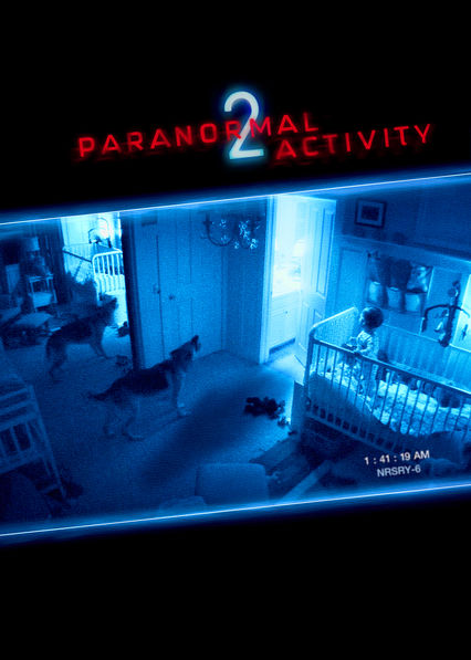 Paranormal Activity 2 Netflix BR (Brazil)
