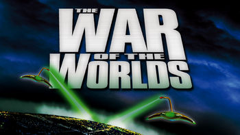 Netflix box art for The War of the Worlds
