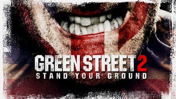 Netflix box art for Green Street Hooligans 2