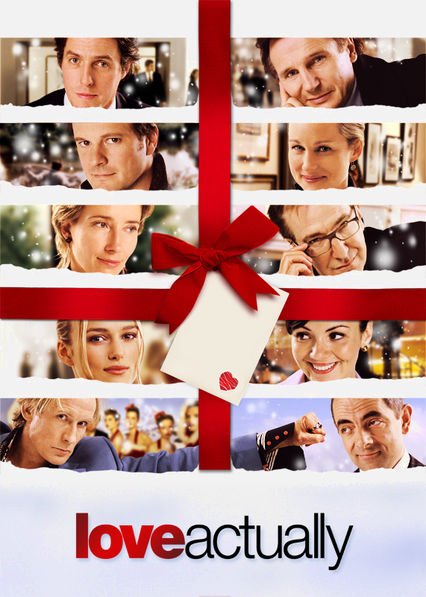 Love Actually Netflix ZA (South Africa)