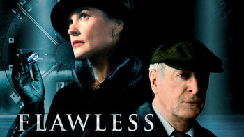 Netflix box art for Flawless