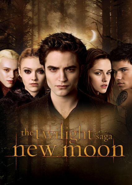 The Twilight Saga: New Moon Netflix ES (España)