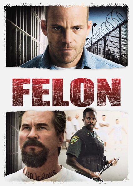 Felon Netflix BR (Brazil)