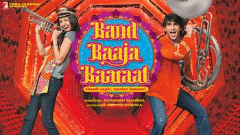 Netflix box art for Band Baaja Baaraat