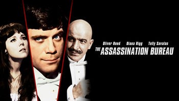 Netflix box art for The Assassination Bureau
