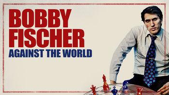 Netflix box art for Bobby Fischer Against the World