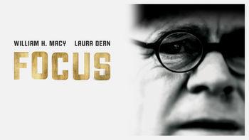 Netflix box art for Focus