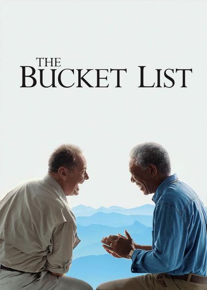 The Bucket List Netflix BR (Brazil)