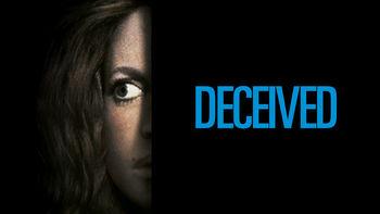 Netflix box art for Deceived