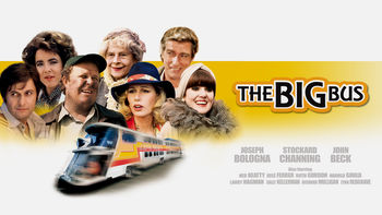 Netflix box art for The Big Bus