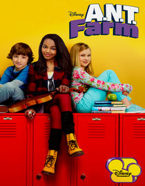A.N.T. Farm: Season 1: The ReplacemANT