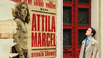 Netflix box art for Attila Marcel