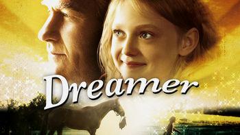 Netflix box art for Dreamer
