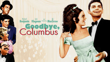 Netflix box art for Goodbye, Columbus